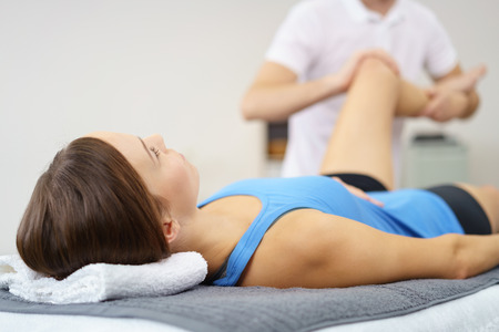 Kinesiology muscle Testing